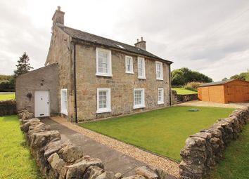 Thumbnail 4 bed detached house for sale in Castlecary, Bonnybridge