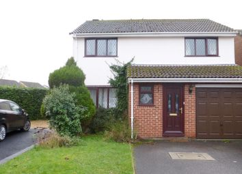 Thumbnail 4 bedroom detached house to rent in Merlin Close, Hightown, Ringwood