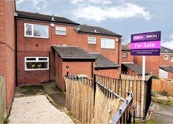 Thumbnail 3 bed terraced house for sale in Wellstone Garth, Leeds