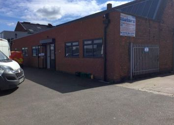 Thumbnail Light industrial for sale in Barkby Road, Leicester