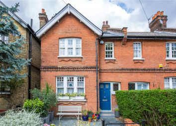 Thumbnail 4 bed end terrace house for sale in Hawthorn Road, Crouch End, London