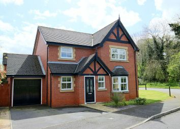 Thumbnail 4 bed detached house for sale in Saltmeadows, Nantwich