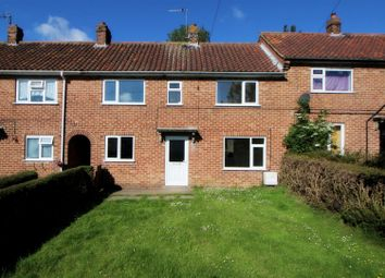 Thumbnail 3 bed terraced house for sale in Eastgate, Nafferton, Driffield