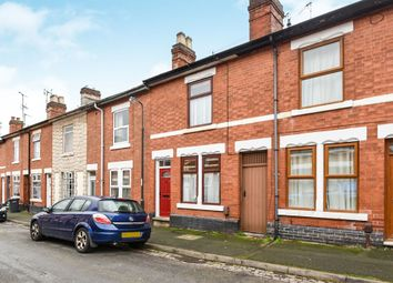 Thumbnail 2 bed terraced house for sale in May Street, Derby
