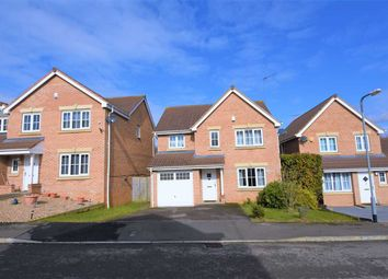 Thumbnail 4 bed detached house to rent in Wilkie Road, Wellingborough