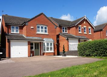 Thumbnail 4 bed detached house for sale in Springfield Road, Sileby