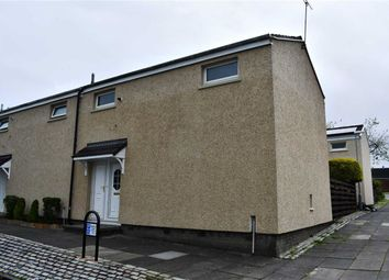 Thumbnail 3 bedroom end terrace house for sale in 30, Hornbeam Road, Cumbernauld