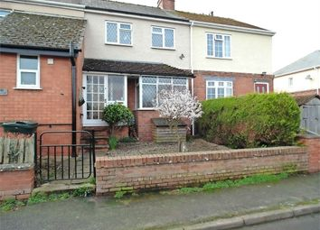 Thumbnail 3 bed terraced house for sale in The Crescent, Tenbury Wells, Worcestershire
