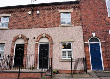 Thumbnail 3 bedroom terraced house for sale in Baslow Road, Sheffield