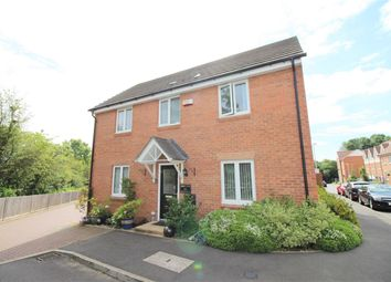 Thumbnail 4 bed detached house for sale in Morris Avenue, Uxbridge