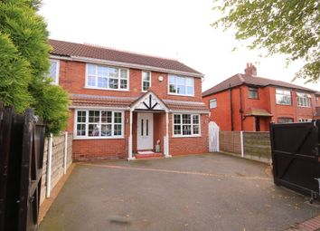 Thumbnail 3 bedroom semi-detached house for sale in Dane Road, Denton, Manchester