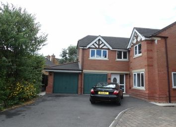 Thumbnail 4 bed property to rent in Portfield Close, Bolton