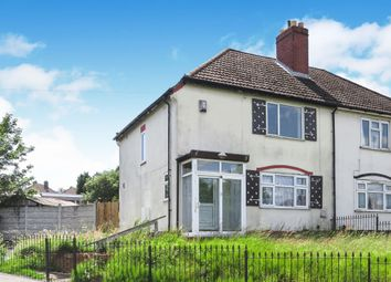 3 bed semi-detached house for sale in Longbank Road, Tividale, Oldbury B69