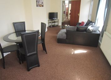 Thumbnail 5 bedroom shared accommodation to rent in Clifton Street, Greenbank, Plymouth