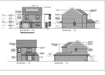 Thumbnail 3 bed detached house for sale in Green Lane, Sandhurst