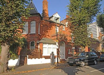 Thumbnail 3 bed flat for sale in Wellesley Road, London