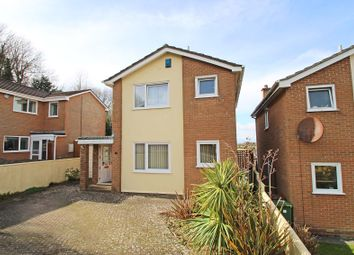 Thumbnail 3 bed detached house for sale in Sharrose Road, Hooe, Plymouth, Devon