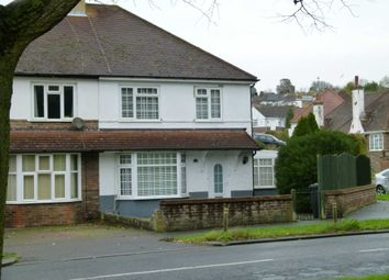 Thumbnail 3 bed semi-detached house to rent in Carden Avenue, Brighton