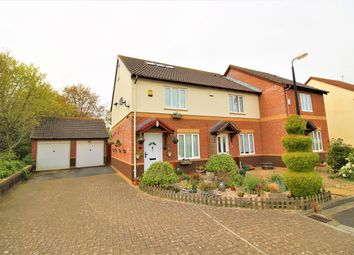 Thumbnail 3 bedroom end terrace house for sale in Magnolia Close, Weston-Super-Mare