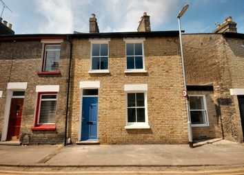 Thumbnail 4 bed terraced house to rent in Great Eastern Street, Cambridge
