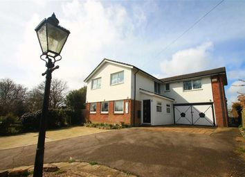 Thumbnail 4 bed detached house for sale in The Green, Catsfield, East Sussex