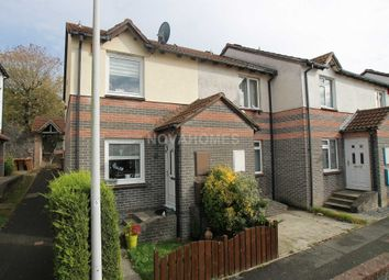 Thumbnail 2 bed terraced house for sale in Washbourne Close, Devonport