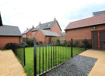 Thumbnail 4 bed detached house for sale in Tilly Mews, Measham