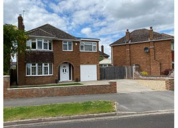 4 bed detached house for sale in Almond Crescent, Lincoln LN6