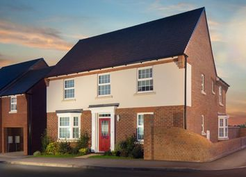 "Thumbnail 4 bed detached house for sale in ""Avondale"" at High Road, High Cross, Ware"