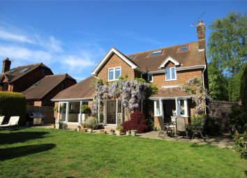 Thumbnail 5 bed detached house for sale in Kingswood Rise, Four Marks, Alton, Hampshire