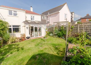 Thumbnail 3 bed semi-detached house to rent in Station Road, Pinhoe, Exeter