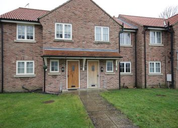 Thumbnail 2 bed terraced house to rent in Church Lane, Wawne, Hull