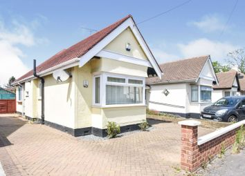 Thumbnail 2 bed semi-detached bungalow for sale in Belgrave Close, Chelmsford