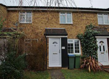 Thumbnail 2 bed terraced house for sale in Ridgehurst Drive, Horsham