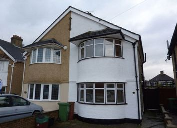 Thumbnail 2 bed semi-detached house to rent in Plymstock Road, Welling