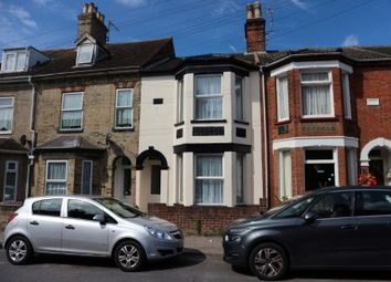 Thumbnail 3 bed terraced house for sale in 15 Beresford Road, Lowestoft, Suffolk
