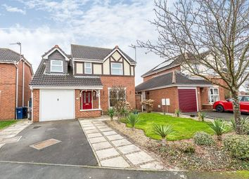Thumbnail 4 bed detached house to rent in Devonport Close, Walton-Le-Dale, Preston
