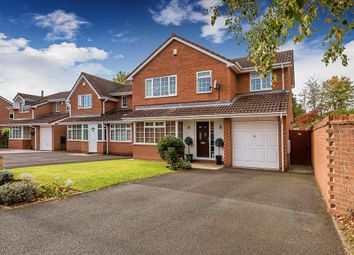 Thumbnail 4 bed detached house for sale in Thornton Park Avenue, Muxton, Telford