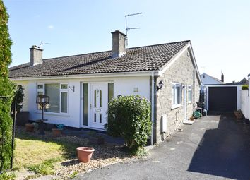 Thumbnail 2 bed semi-detached bungalow for sale in Welton Grove, Midsomer Norton, Radstock, Somerset
