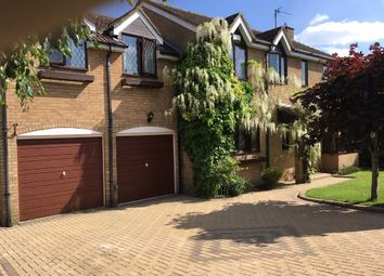 Thumbnail 4 bedroom detached house to rent in Loughborough Close, Swindon, Wiltshire