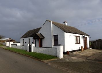 Thumbnail 2 bed cottage for sale in Stoneykirk, Stranraer