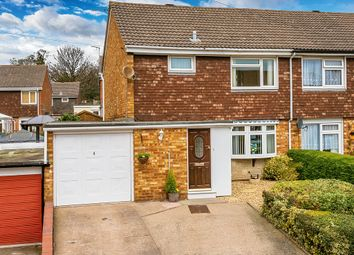 Thumbnail 3 bedroom semi-detached house for sale in Woodside Road, Ketley, Telford, Shropshire