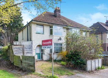 Thumbnail 3 bedroom semi-detached house for sale in Oakley Road, Southampton