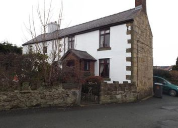 Thumbnail 2 bed end terrace house for sale in Heol Llewelyn, Coedpoeth, Wrexham, Wrecsam
