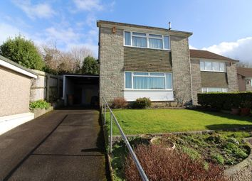 Thumbnail 3 bed detached house for sale in Dayton Close, Crownhill, Plymouth