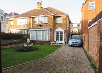 Thumbnail 3 bed semi-detached house for sale in Granada Road, Southsea