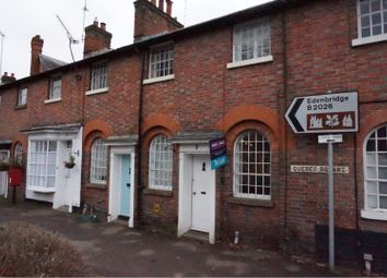 Thumbnail 1 bed terraced house to rent in Quebec Square, Westerham