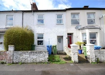 Thumbnail 3 bed terraced house for sale in Lower Farnham Road, Aldershot, Hampshire