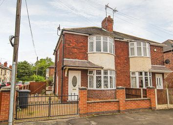 Thumbnail 2 bed semi-detached house for sale in Midland Grove, Netherfield, Nottingham