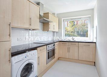 Thumbnail 1 bed flat to rent in Martin Court, Pelham Road, Wimbledon